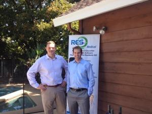 ResQ Founders, Scott Porter & Quinn Baker